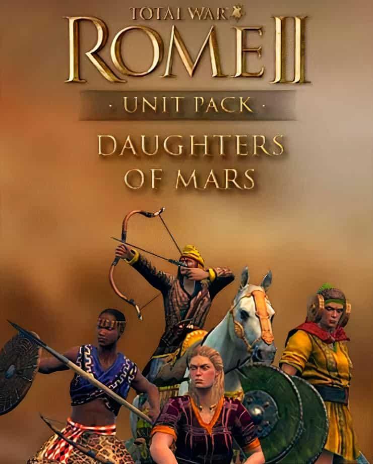 Total War: Rome II – Daughters of Mars