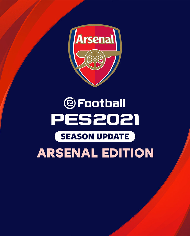 eFootball PES 2021 SEASON UPDATE – FC Arsenal Edition
