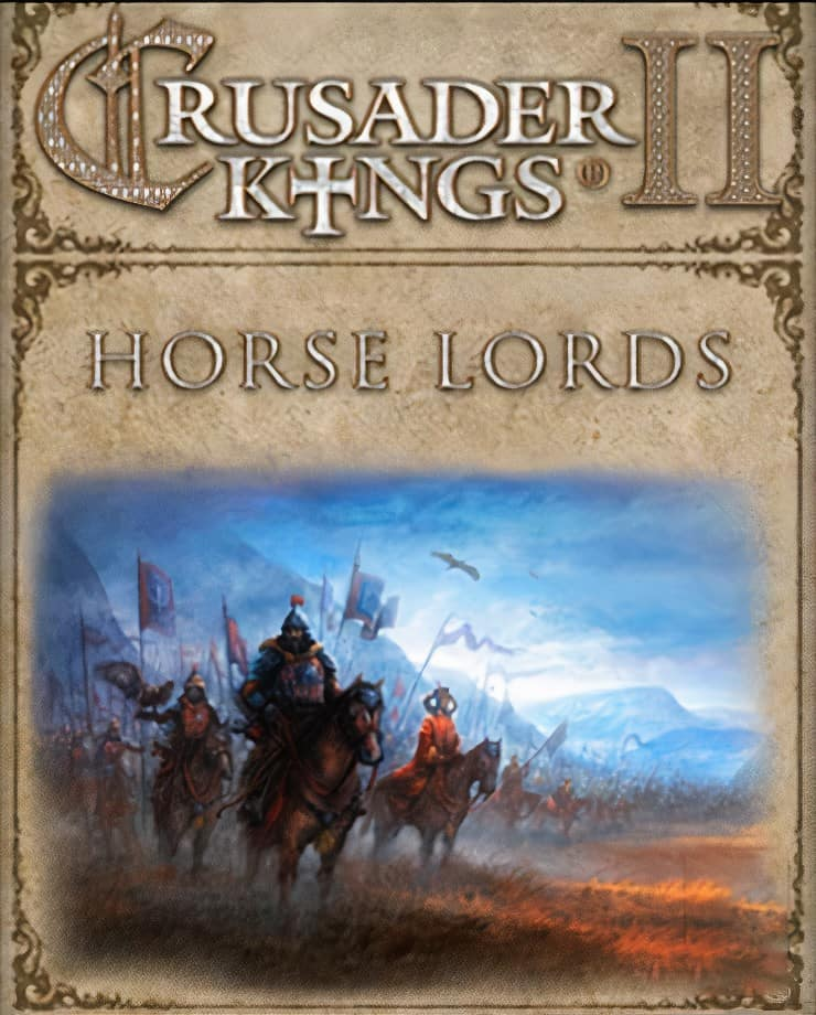 Crusader Kings II: Horse Lords – Expansion