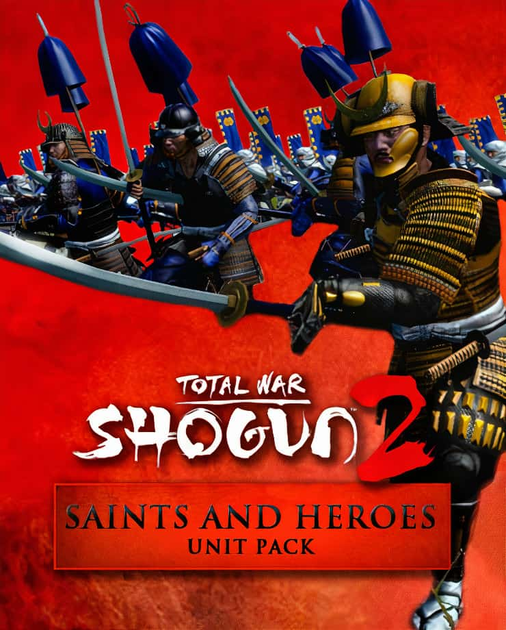 Total War: SHOGUN 2 – Saints and Heroes Pack