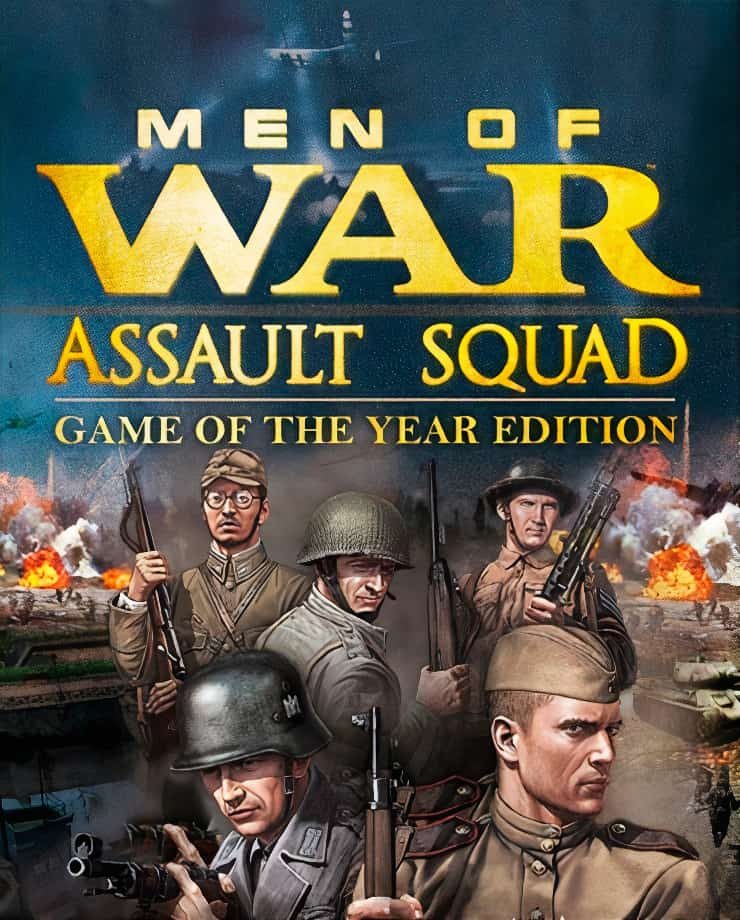 Men of War: Assault Squad – Game of the Year Edition