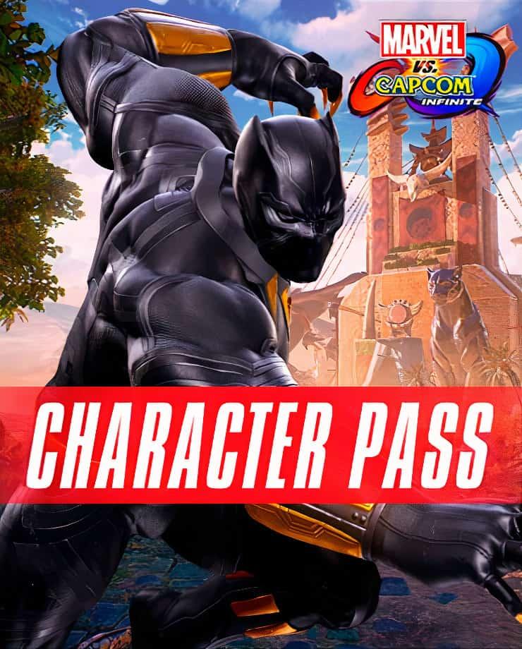 Marvel vs. Capcom: Infinite – Character Pass