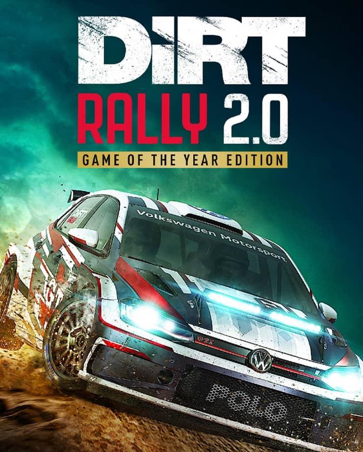 Купить DiRT Rally 2.0 – Game of the Year Edition со скидкой на ПК