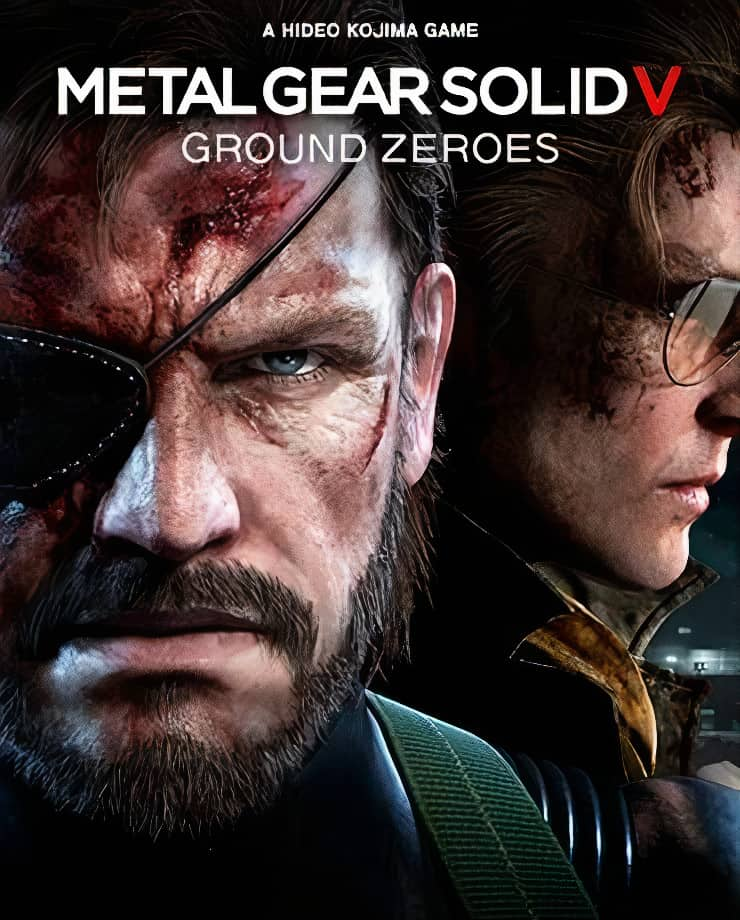 Metal Gear Solid V – Ground Zeroes