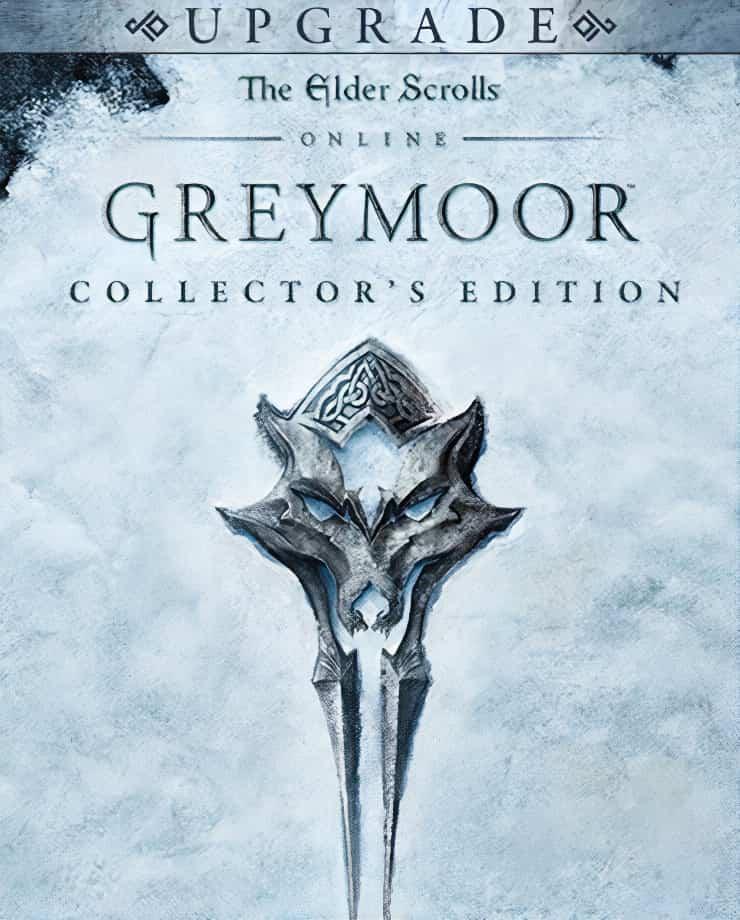 The Elder Scrolls Online: Greymoor – Upgrade Collector's Edition