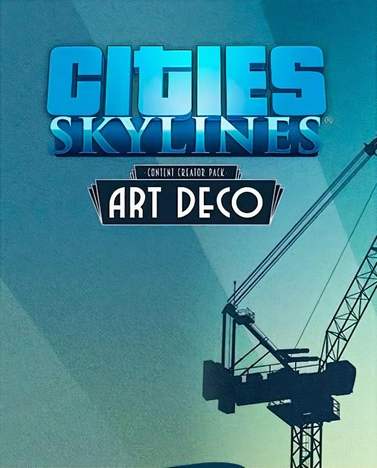 Cities: Skylines – Content Creator Pack: Art Deco