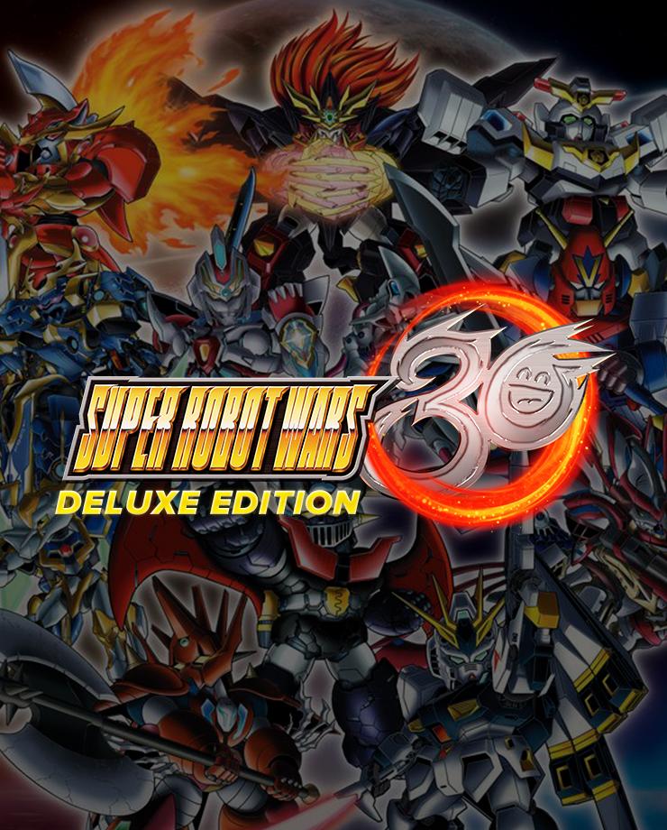 Super Robot Wars 30 Digital Deluxe Edition