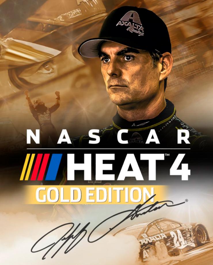 NASCAR Heat 4 Gold Edition
