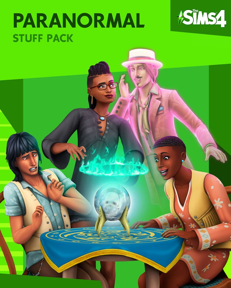 The Sims 4 – Paranormal Stuff Pack
