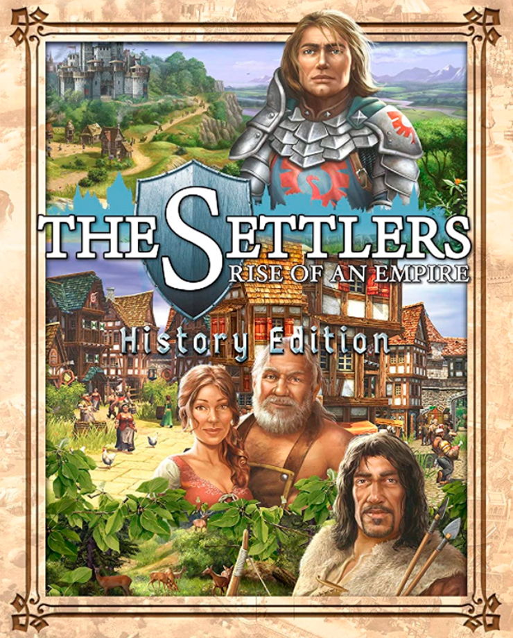 The Settlers 6: Rise of an Empire - History Edition