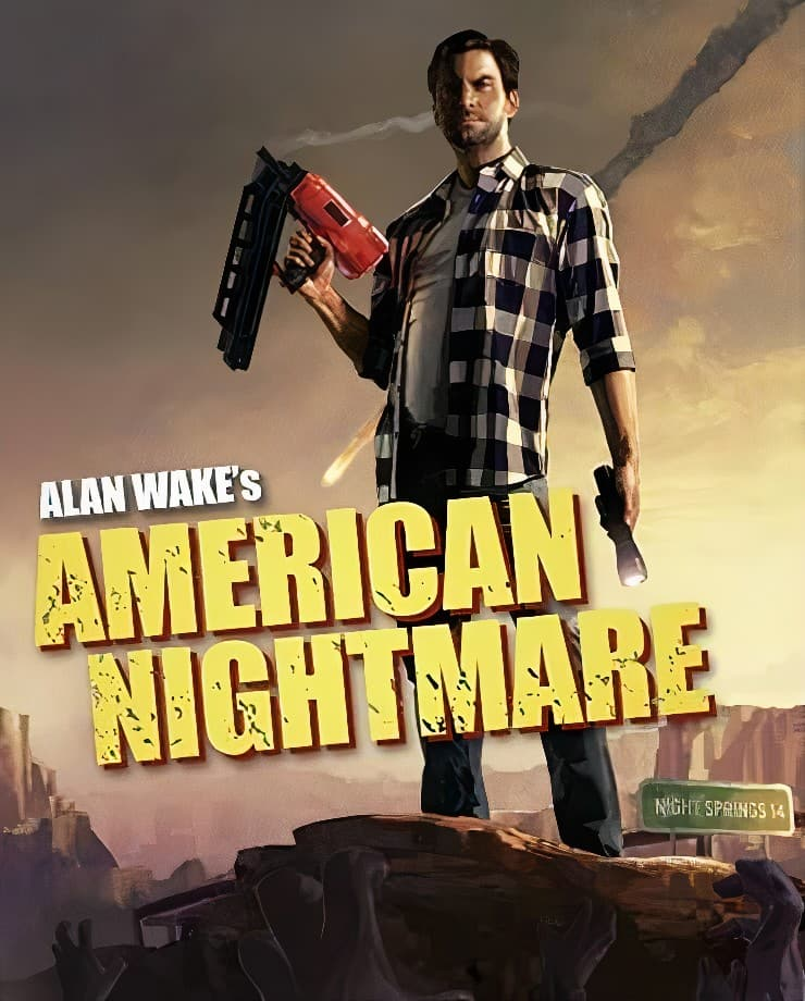 Alan Wake's – American Nightmare