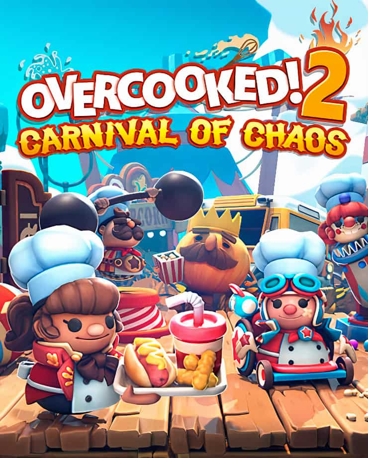 Overcooked! 2 – Carnival of Chaos