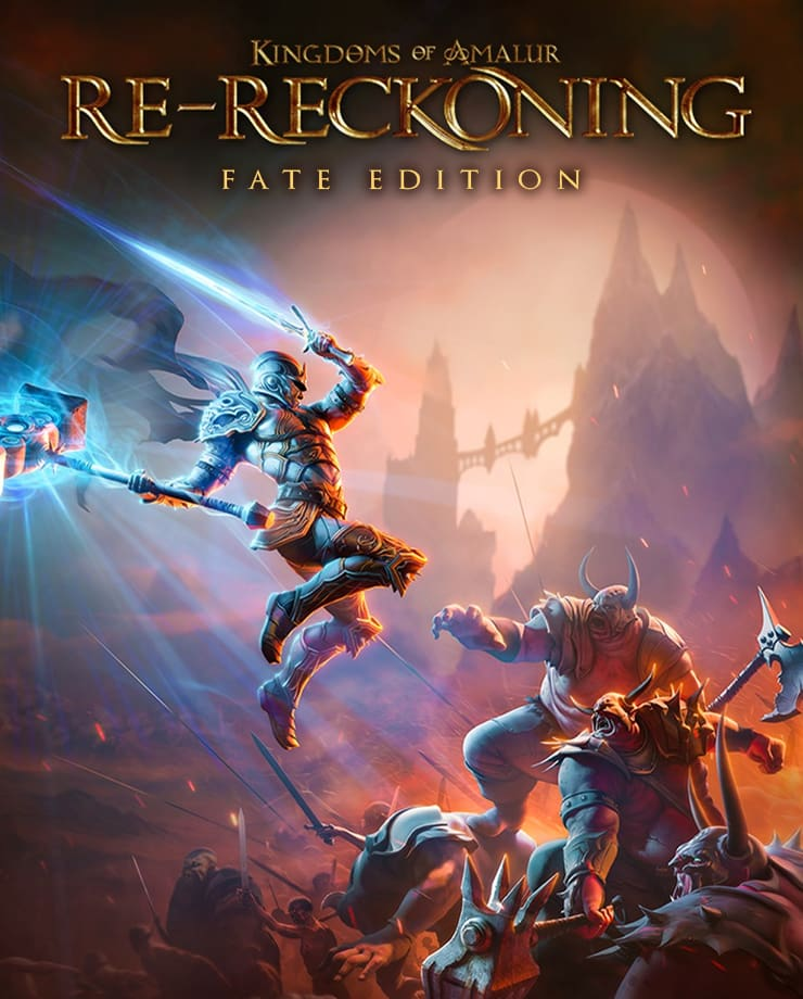 Kingdoms of Amalur: Re-Reckoning – Fate Edition