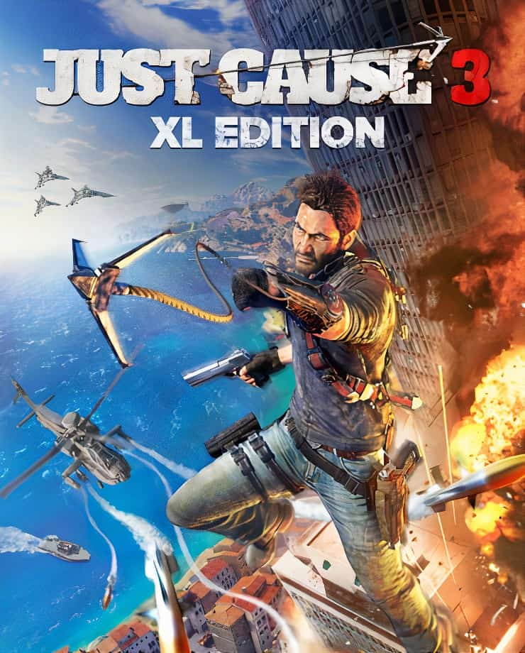 Just Cause 3 – XL