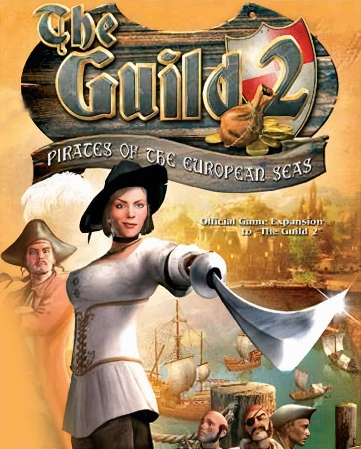 The Guild II – Pirates of the European Seas