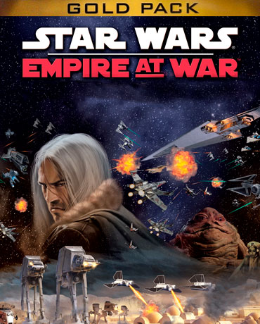 Star Wars: Empire at War – Gold Pack