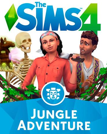 The Sims 4 – Jungle Adventure