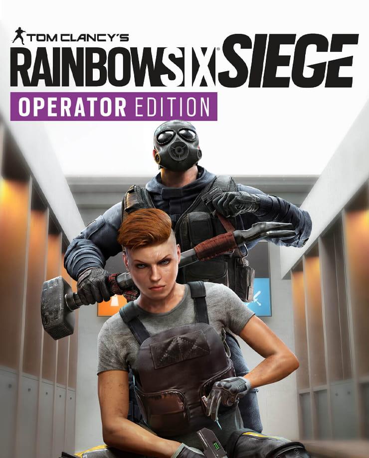 Tom Clancy's Rainbow Six Siege – Operator Edition