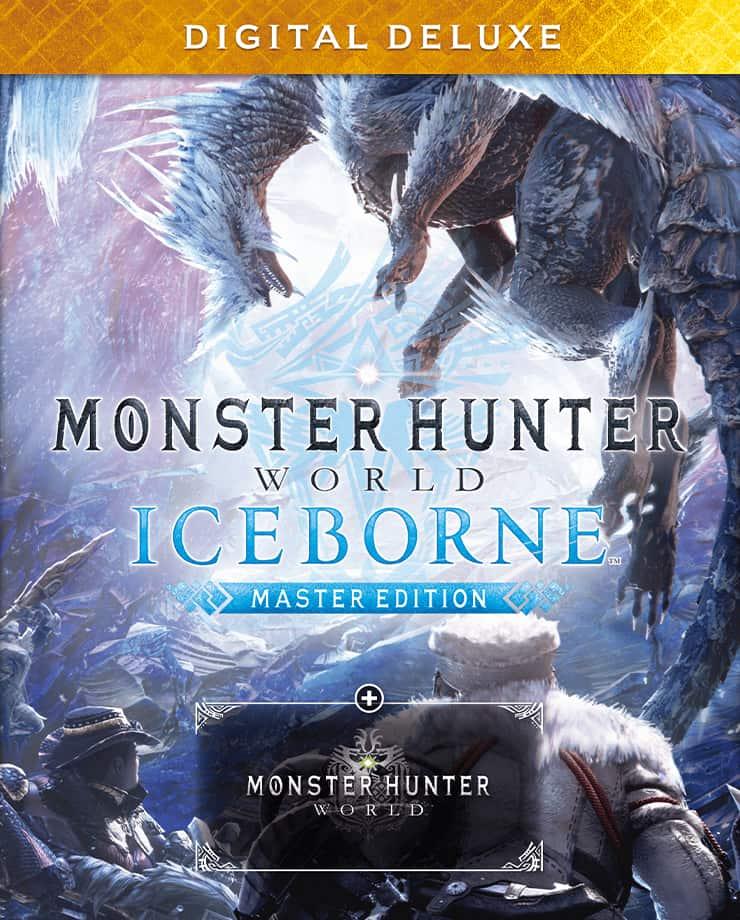 Monster Hunter World: Iceborne – Master Edition Deluxe