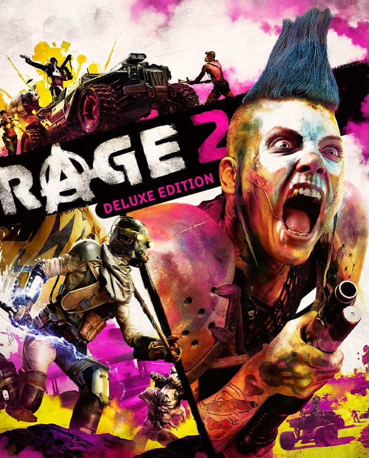 Rage 2 – Deluxe Edition