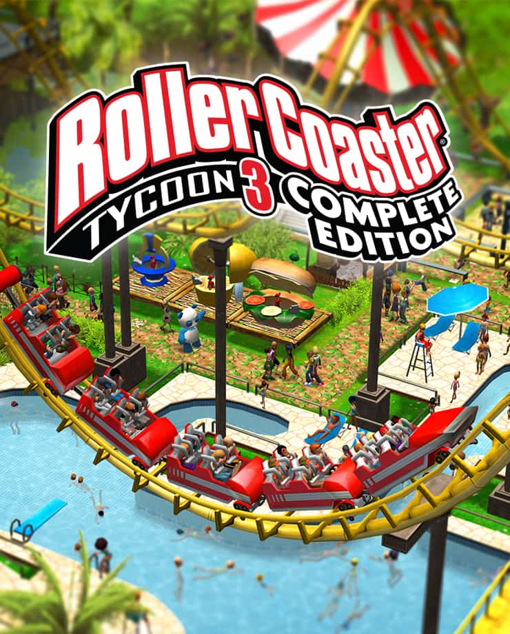 RollerCoaster Tycoon 3 – Complete Edition