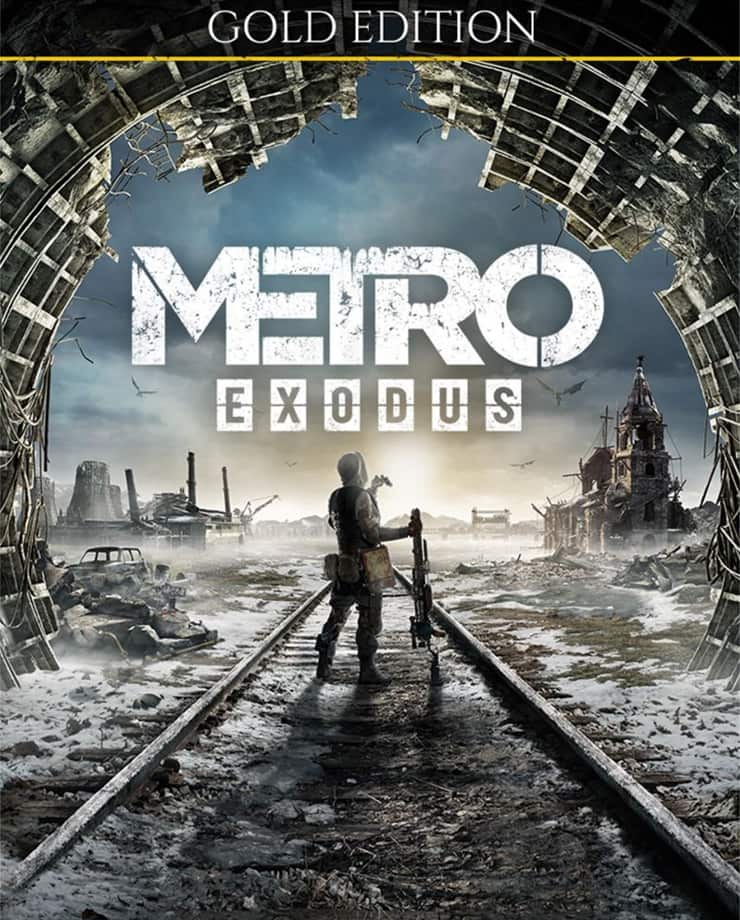 Metro Exodus – Gold Edition