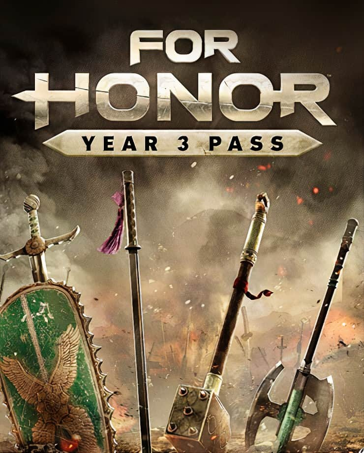 For Honor – Year 3 Pass