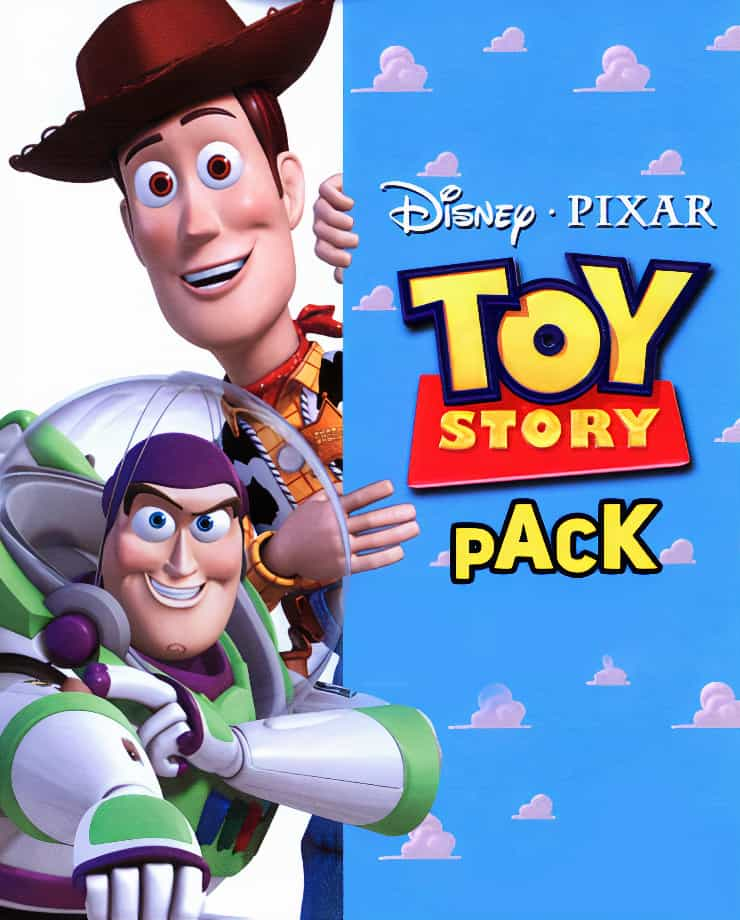 Toy Story Pack