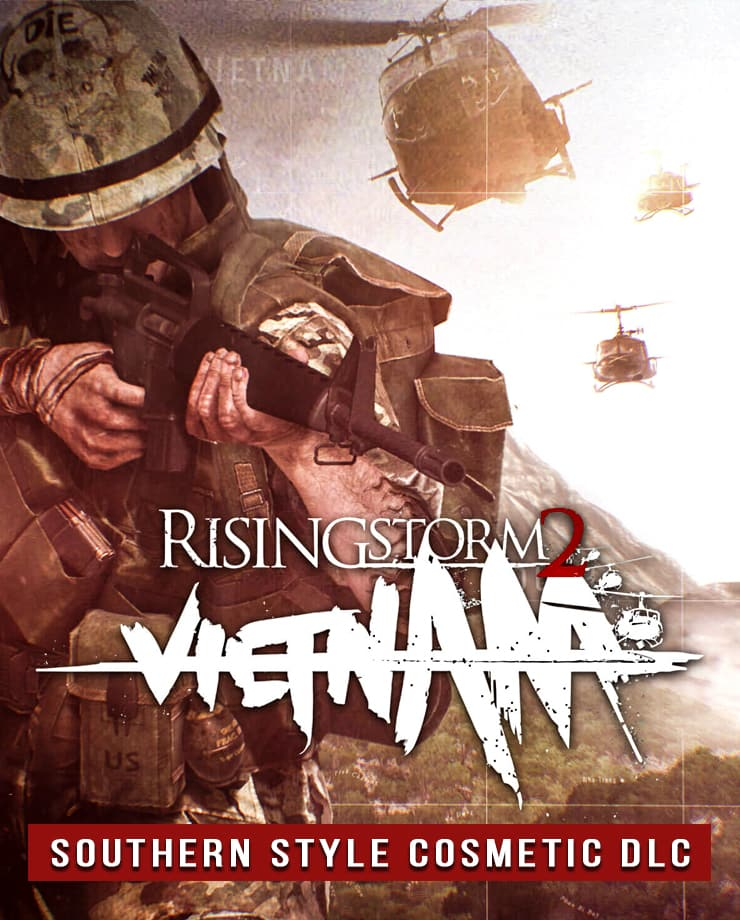 Rising Storm 2: VIETNAM - Southern Style Cosmetic