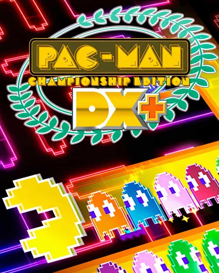 PAC-MAN Championship Edition DX+