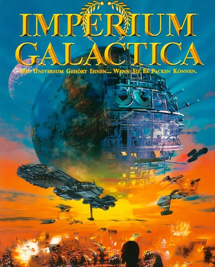 Imperium Galactica I