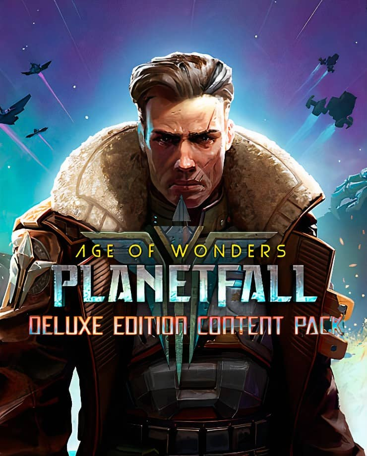 Age of Wonders: Planetfall – Deluxe Edition Content