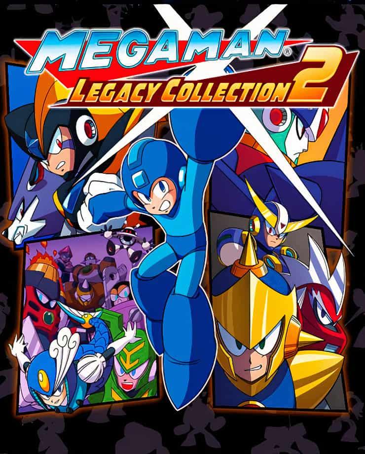 Mega Man – Legacy Collection 2