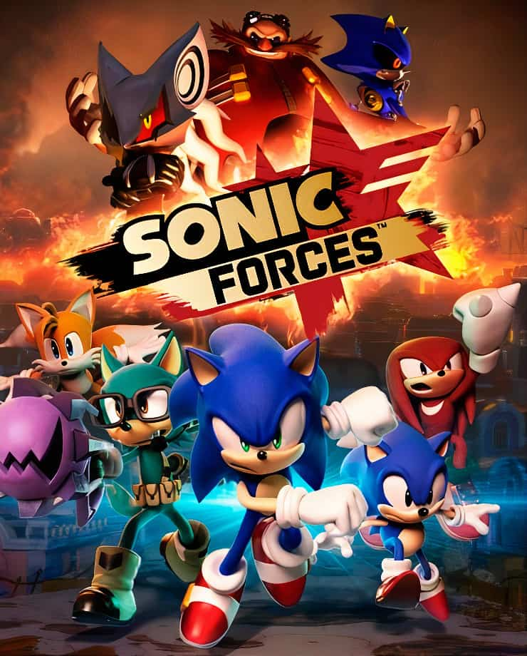 Sonic Forces Digital Bonus Edition