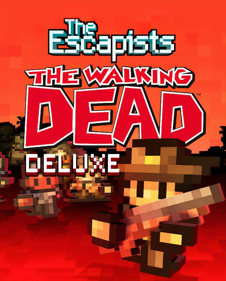 The Escapists: The Walking Dead – Deluxe Edition