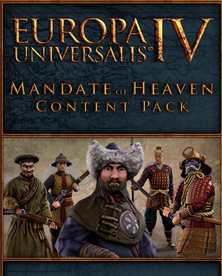 Europa Universalis IV: Mandate of Heaven – Content Pack