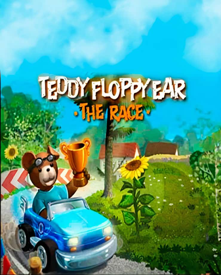 Teddy Floppy Ear – The Race
