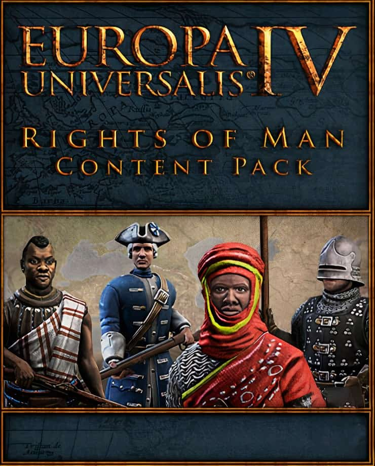 Europa Universalis IV: Rights of Man – Content Pack