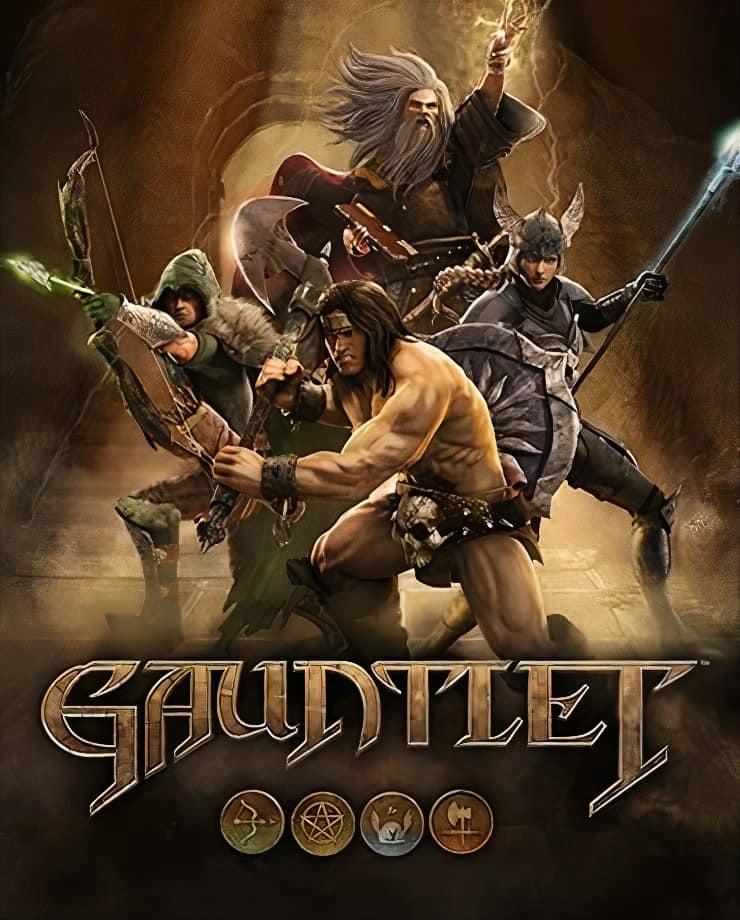 Gauntlet Slayer Edition