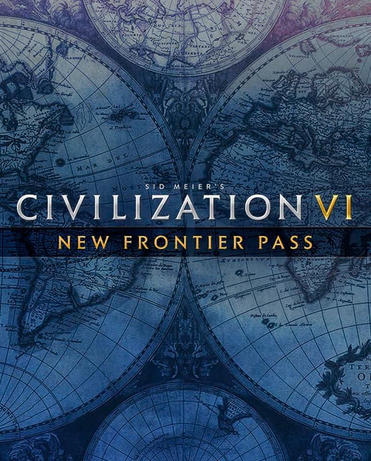 Sid Meier's Civilization VI – New Frontier Pass (Epic Games)