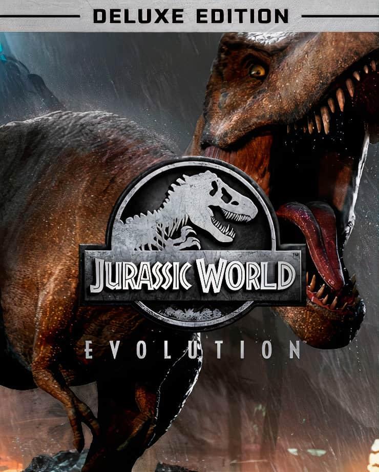 Jurassic World Evolution – Deluxe Edition