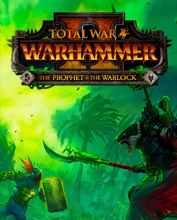 Купить Total War: WARHAMMER II – The Prophet and The Warlock со скидкой на ПК