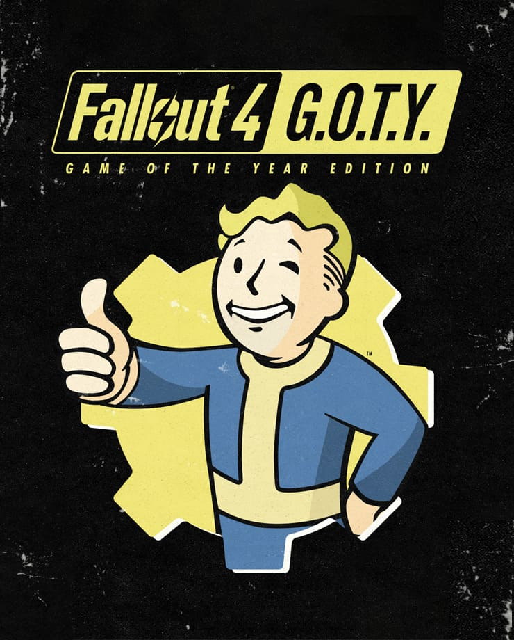 Fallout 4 – Game of the Year Edition