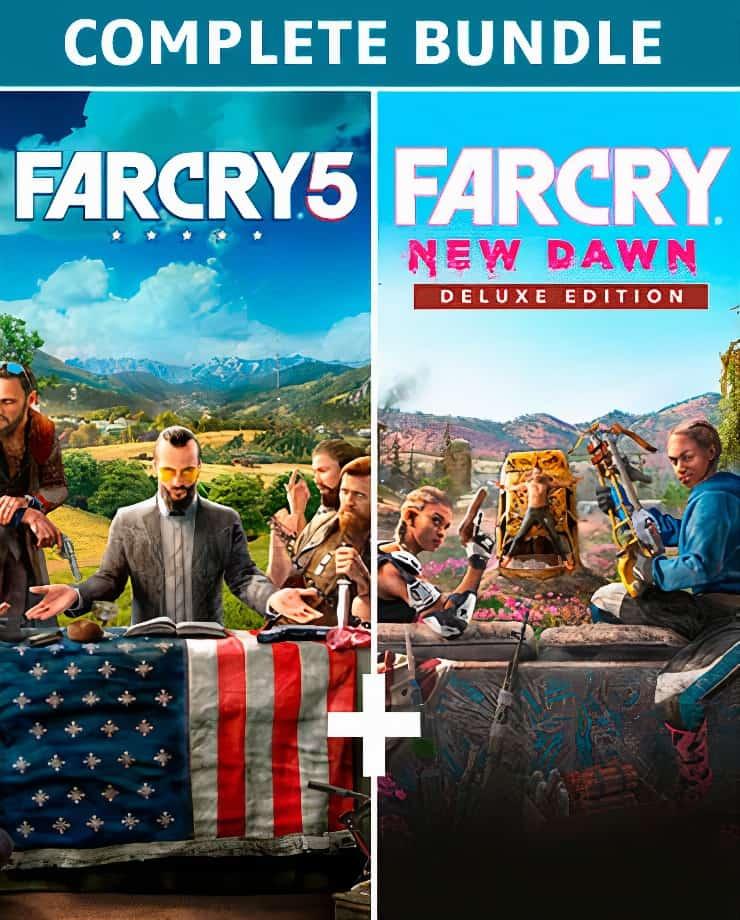 Far Cry New Dawn – Complete Bundle
