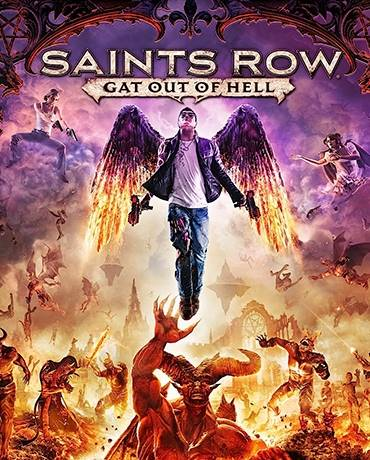 Saints Row – Gat out of Hell