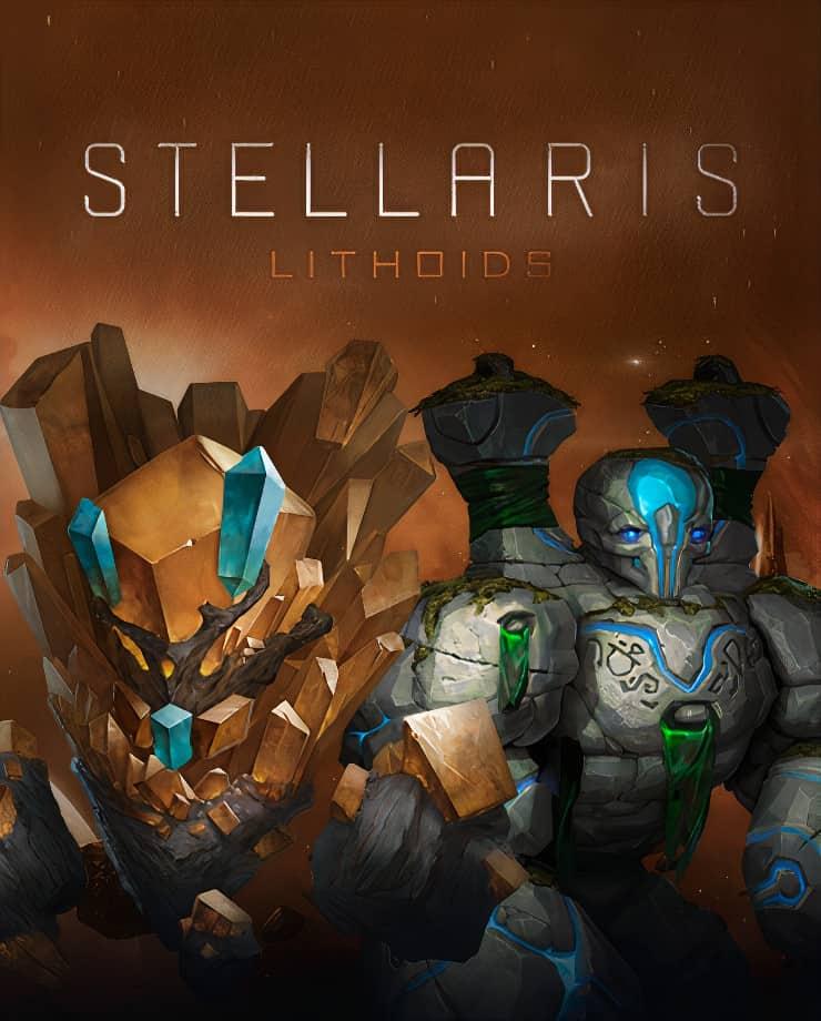 Stellaris – Lithoids Species Pack
