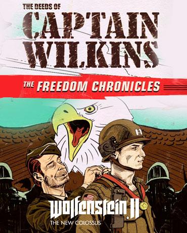 Wolfenstein II: The Deeds of Captain Wilkins
