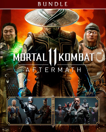 Mortal Kombat 11 – Aftermath + Kombat Pack Bundle