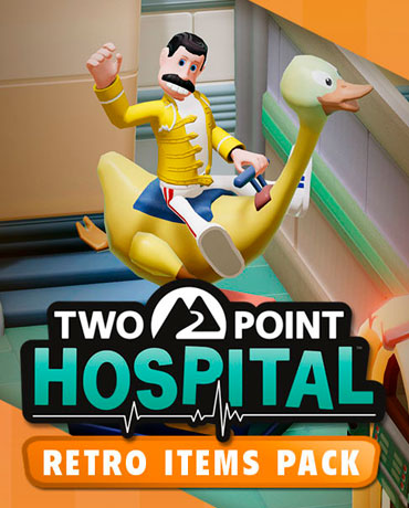 Two Point Hospital – Retro Items Pack