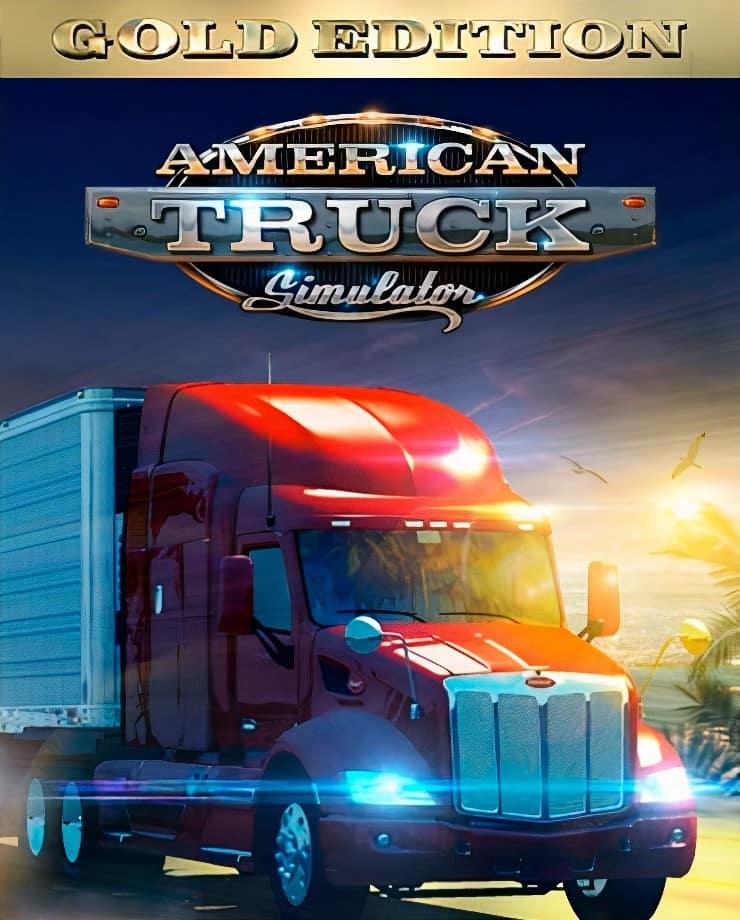American Truck Simulator – Gold Edition